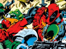 90s By The Numbers: Deadpool #1