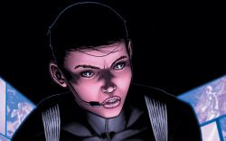 Back To Work With Maria Hill