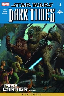 Star Wars: Dark Times - Fire Carrier #4