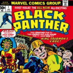 Black Panther (1976 - 1979)