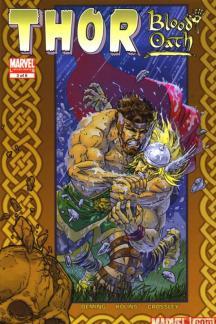 Thor: Blood Oath (2005) #3
