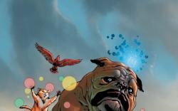 LOCKJAW AND THE PET AVENGERS #1 Cover