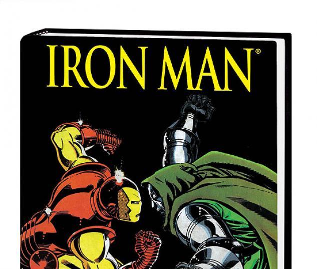 IRON MAN VS. DOCTOR DOOM: DOOMQUEST PREMIERE #0