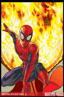 Spider-Man: With Great Power... #3
