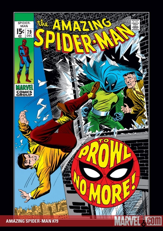 AMAZING SPIDER-MAN #79