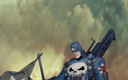 Punisher War Journal (2006) #9