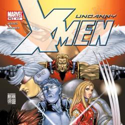 Uncanny X-Men Vol. 2: Dominant Species (2003)