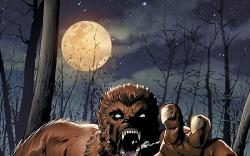 LEGION OF MONSTERS: WEREWOLF BY NIGHT (2008) #1 COVER