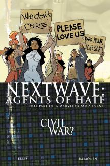 Nextwave: Agents of H.a.T.E. (2006) #11