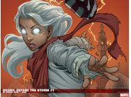 Ororo: Before the Storm (2005) #1 Wallpaper