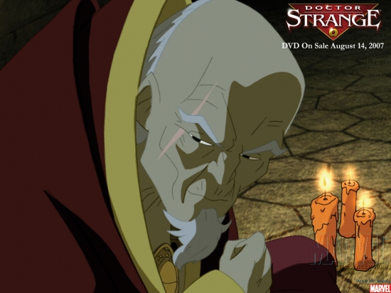 Dr. Strange: Ancient One Glaring