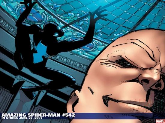 Amazing Spider-Man (1999) #542 Wallpaper