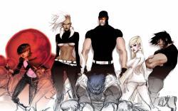 Astonishing X-Men: Xenogenesis Director's Cut (2010) #1