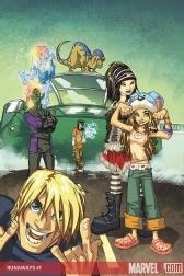 Runaways #1 