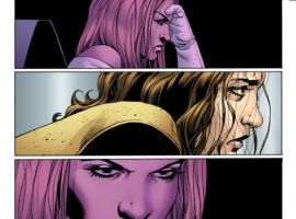 GIANT-SIZE ASTONISHIG X-MEN #1 preview art by John Cassaday