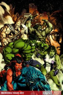 Incredible Hulks (2009) #612