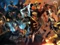Avengers #7 Djurdjevic Gatefold Variant Part 1