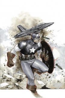Captain America #1  (Coipel Variant)