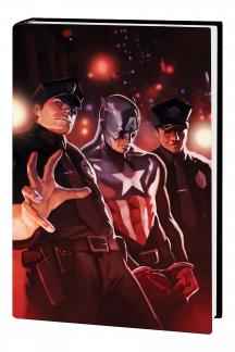 Captain America: The Trial of Captain America (Hardcover)