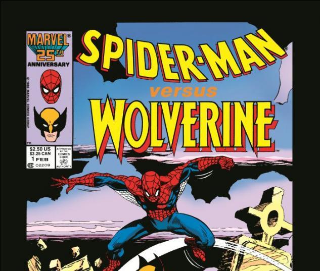 Spider Man Vs Wolverine 1987 1 Comics Marvel Com