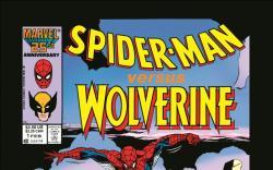 Spider-Man Vs. Wolverine #1