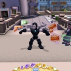 Screenshot of War Machine from Super Hero Squad Online