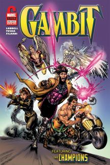 Gambit: From the Marvel Vault (2011) #1