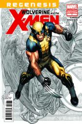 Wolverine &amp; the X-Men #1  (Cho Variant)