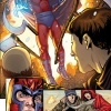 Avengers Origins: Scarlet Witch &amp; Quicksilver #1 preview art by Mirco Pierfederici