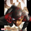 Ultimate Comics Spider-Man (2011) #6 cover by Kaare Andrews