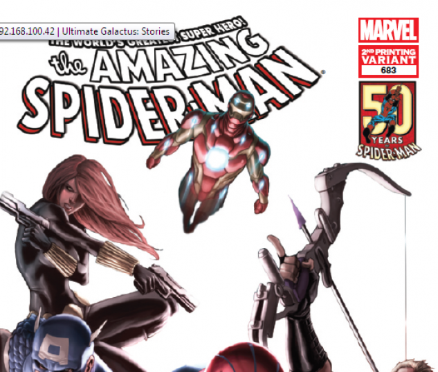 Amazing Spider-Man #684