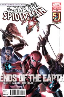 Amazing Spider-Man #683  (2nd Printing Variant)