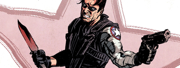Winter Soldier: New Recruit