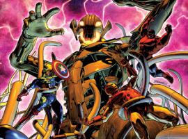 Joe Quesada Helps Finish Age of Ultron