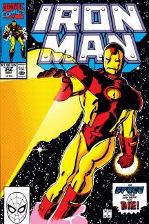 Iron Man #256