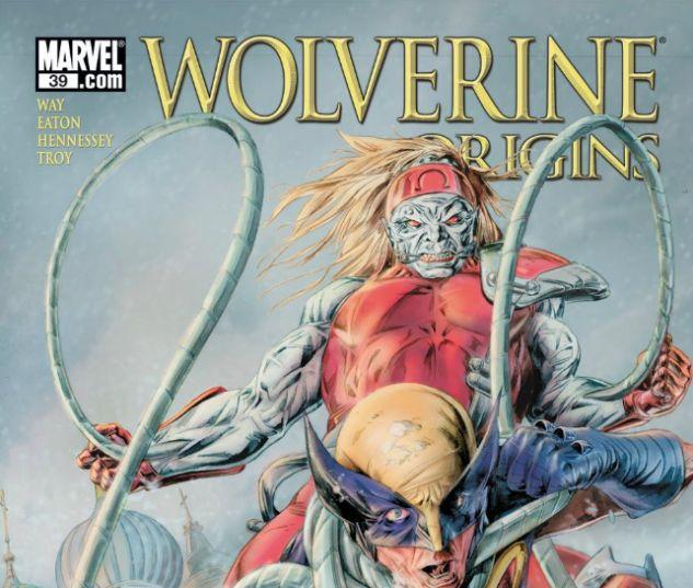 Wolverine Origins (2006) #39