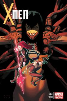 X-Men #3  (Anka Variant)