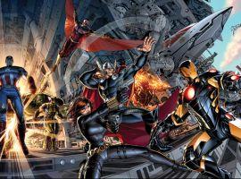 The Avengers by Dustin Weaver