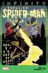 SUPERIOR SPIDER-MAN TEAM-UP 4 (INF, WITH DIGITAL CODE)