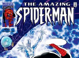 Amazing Spider-Man (1999) #17 Cover