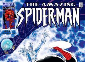 Amazing Spider-Man (1999) #17 Cover
