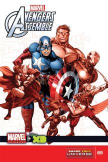 Marvel Universe Avengers Assemble (2013) #5
