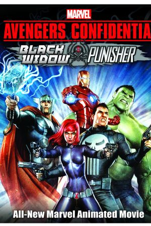 Marvel Avengers Confidential: Black Widow and Punisher (2014)