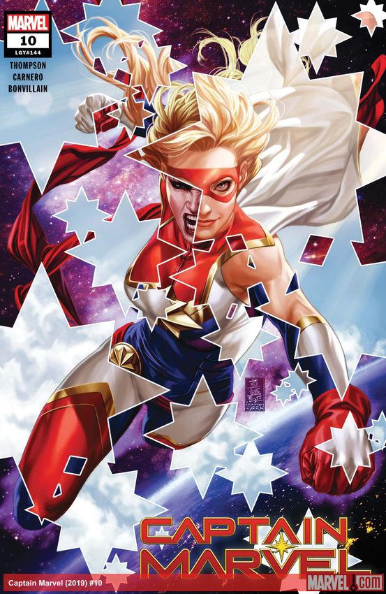 Captain Marvel (2019) #10