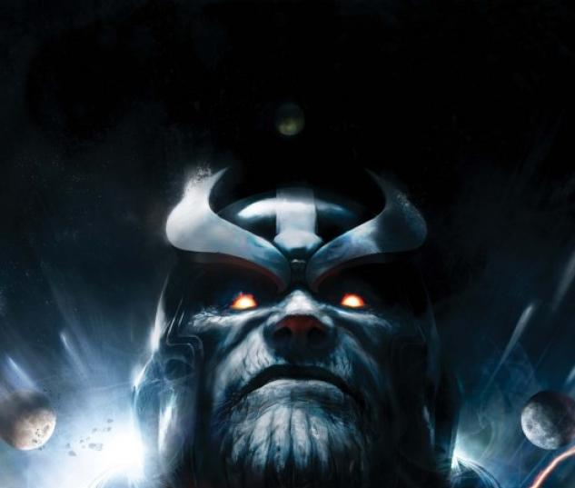 The Thanos Imperative: Ignition #1 cover by Aleksi Briclot
