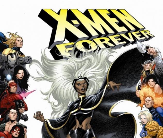 X-MEN FOREVER #5 (70TH ANNIVERSARY VARIANT)