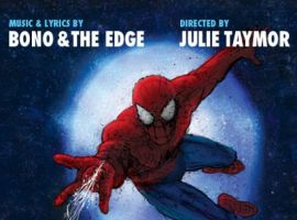 Official Spider-Man: Turn Off The Dark Poster