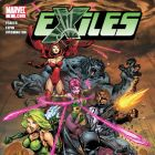 Marvel Comics On-Sale 04/08/09
