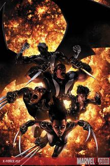 X-Force (2008) #12
