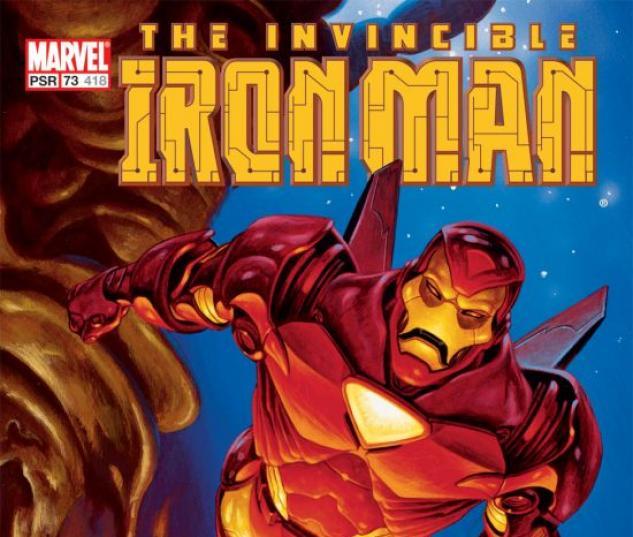 IRON MAN (2006) #73 COVER